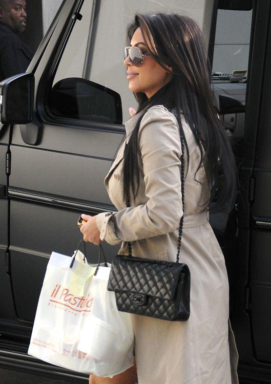 All Black Chanel Flap Bag Bags Chanel Classic Flap