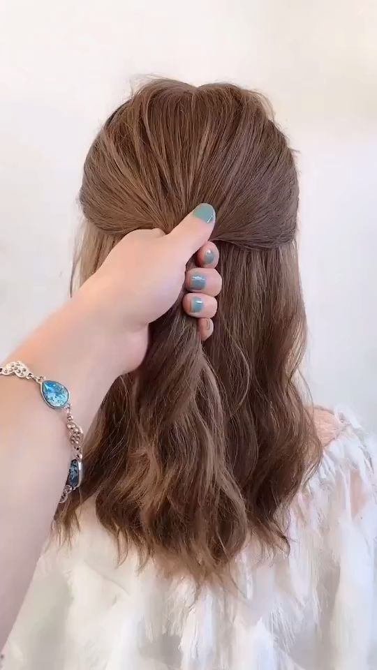 frisuren für lange haare videos | Frisuren Tutorials Zusammenstellung 2019 | Teil 138