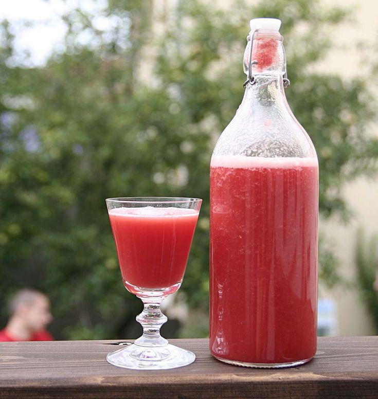 Cocktail pastèque rose soho, la recette d'Ôdélices : retrouvez les ingrédients, la préparation, des recettes similaires et des photos qui donnent envie !