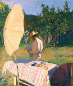 Ferenczy Károly - Október, 1903