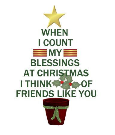DS Freebie Christmas friends #friends quote #quote  #Christmas