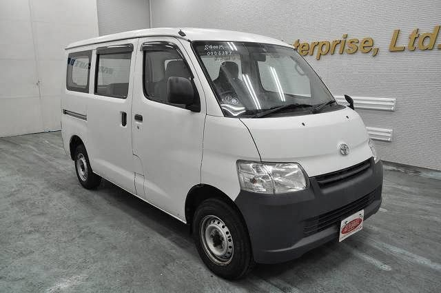 Japanese vehicles to the world: 2008 Toyota Townace DX for Kenya to Mombasa