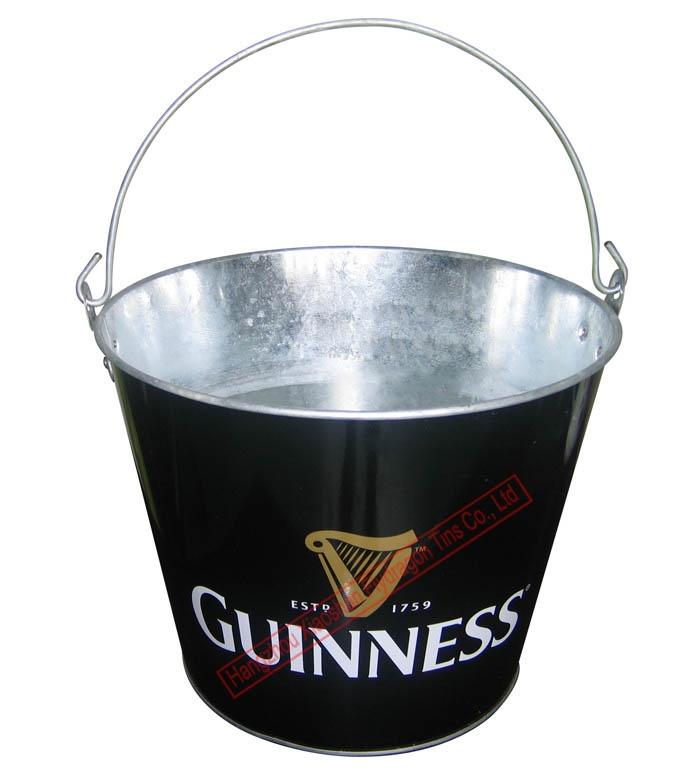Guinnes Bucket