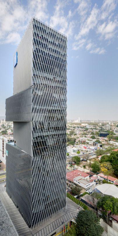 Americas 1500 - Sordo Madaleno Arquitectos - Guadalajara - 2017