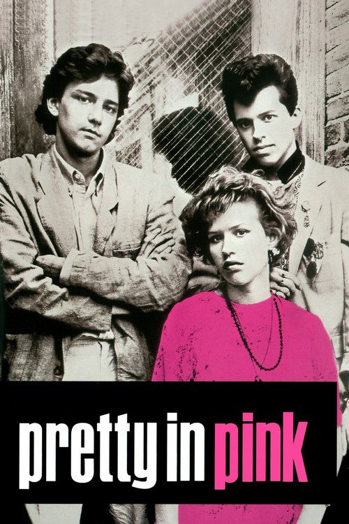 Pretty in Pink Full Movie Online 1986
