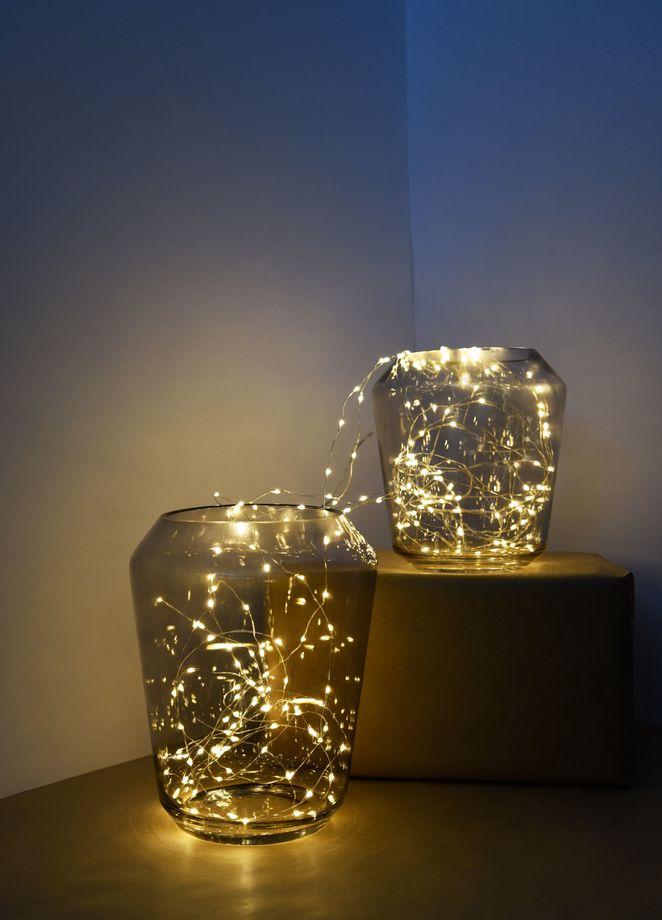 Weihnachtsdeko Pinterest.9 Geniale Lichterketten Weihnachtsdeko Ideen Von Pinterest Deco