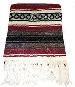 OUR BAJA BLANKETS ARE SUPER SOFT AND WARM. PERFECT FOR BEACH, CAMPING, OR EVERYDAY USE!