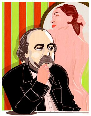 """""""Madame Bovary, c'est moi !"""" Gustave Flaubert"""
