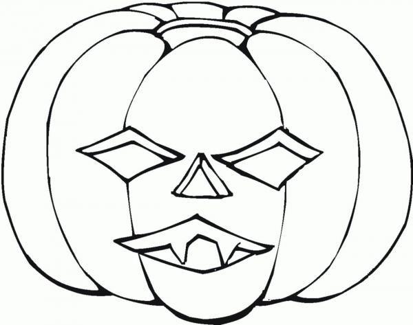 molde de abobora para halloween - Pesquisa Google