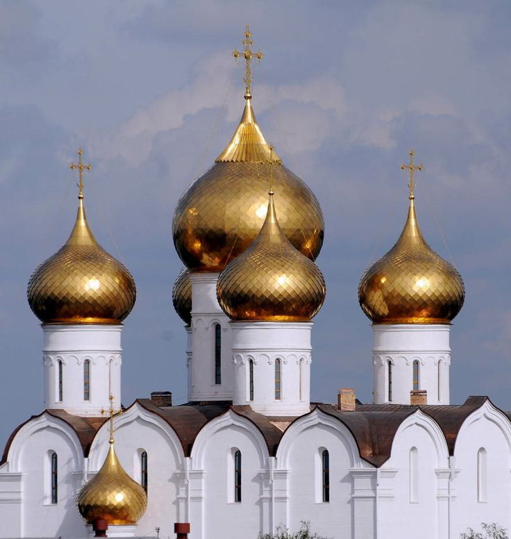 Успенский кафедральный собор. Ярославль.