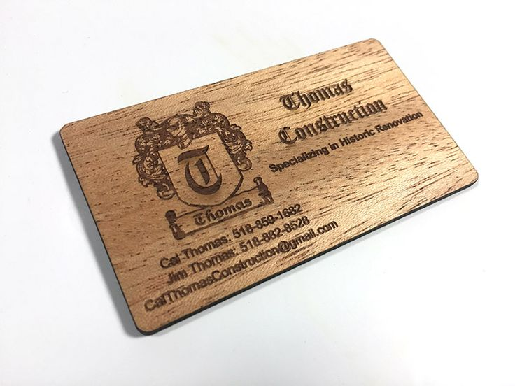 61 best wood business cards images on pinterest creative business our wood business cards are thick and made of real wood alder maple or mahagoany stand out from the competition with a professional business card reheart Choice Image