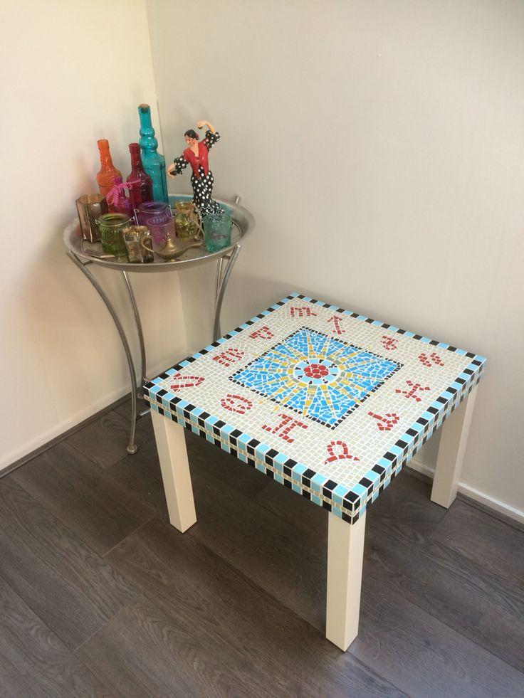 25 beste idee n over lack tafel op pinterest tegel for Ikea kinderstoel en tafel