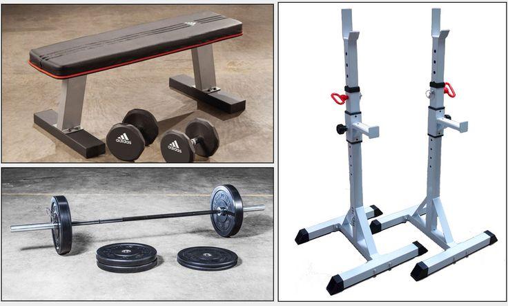 Garage Gyms Economy Starter Package