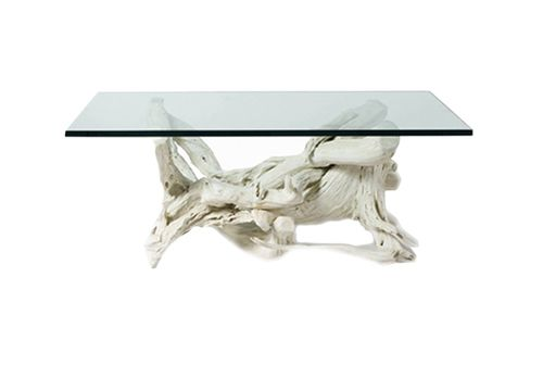 White driftwood table nice drift wood and driftwood table for White driftwood coffee table