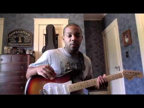 Usher - Bad Girl (Guitar Tutorial)