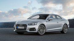 Audi A5 2017 выйдет в России в трех обновленных комплектациях