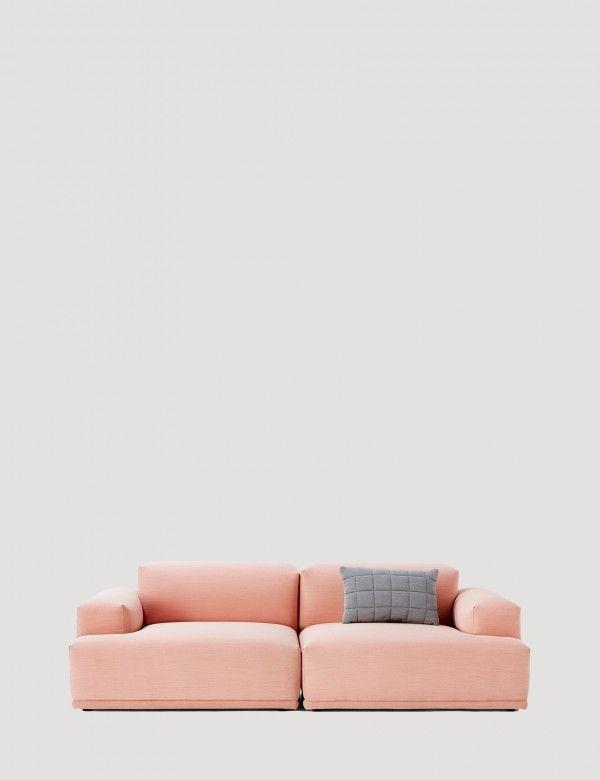 Connect   Modern Scandinavian Design Module Sofa By Muuto   Muuto