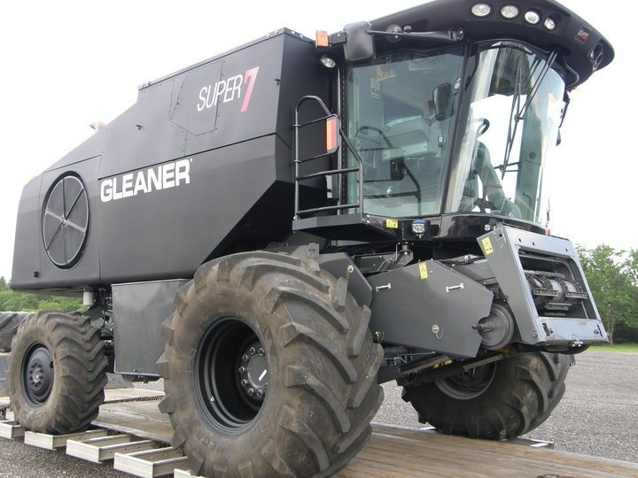 94 best gleaner combines images on pinterest allis chalmers gleaner combine this thing looks like a monster publicscrutiny Images