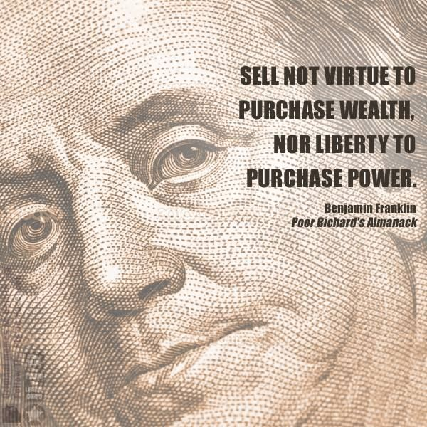 20 best Benjamin Franklin Quotes images on Pinterest Words - purchase quotations