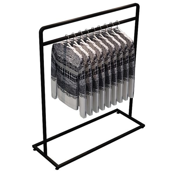 fashion-style-heavy-duty-protable-metal-clothes-display-rack-for-sale