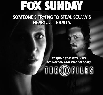 Files S06 EP18  ...X Files The Truth Is Out There Wallpaper