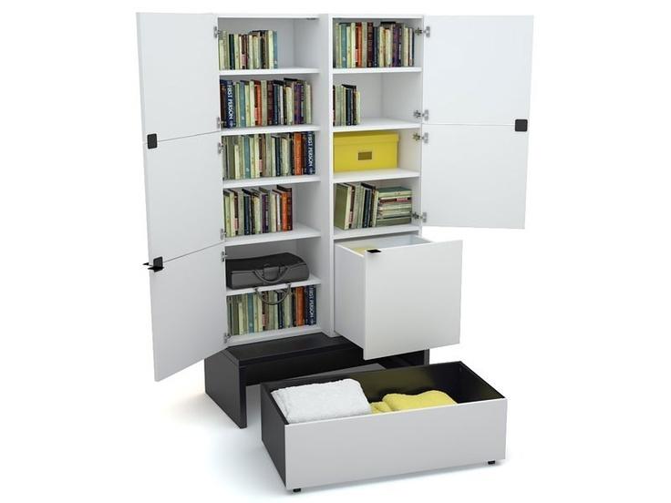 #Armoire de rangement :  Maximisez l'espace de votre #chambre à coucher avec l'une de nos armoires #contemporaines.   Nos collections d'armoires #moderne, vous aideront à limiter l'occupation de vos affaires et à optimiser l'espace de votre chambre à coucher.  Retrouvez également nos lits contemporains coordonnés pour une chambre à coucher harmonieuse.   http://www.vox-meubles.fr/collections/young-users/chambre-ado/armoire-design-2-portes.html