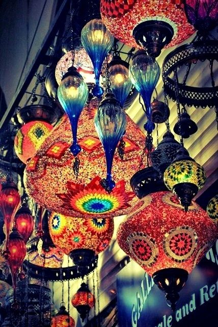 light ... light ... light (spotted by @Maritarau897 ): Colour, Lamps, Lights Lights Lights, Lighting, Color, Things, House, Beautiful Lights, Lanterns
