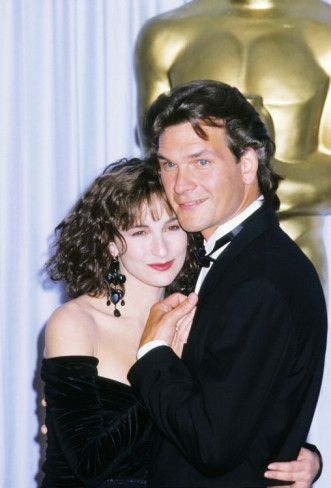 Dirty Dancing Jennifer Grey  Patrick Swayze love the memories
