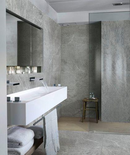 Sol salle de bains  carrelage, carreaux de ciment, parquet