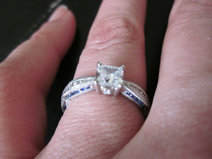 Fresh 317 best || our favorite engagement rings || images on Pinterest  QI73
