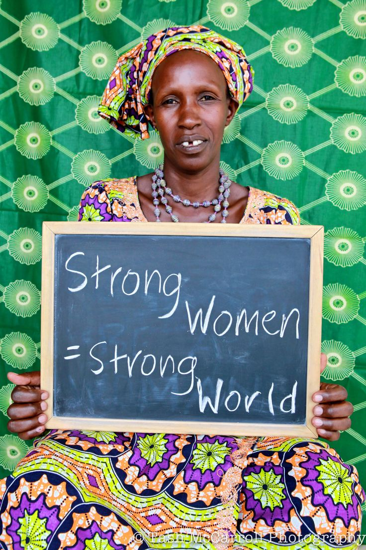 STRONG WOMEN = STRONG WORLD #photography