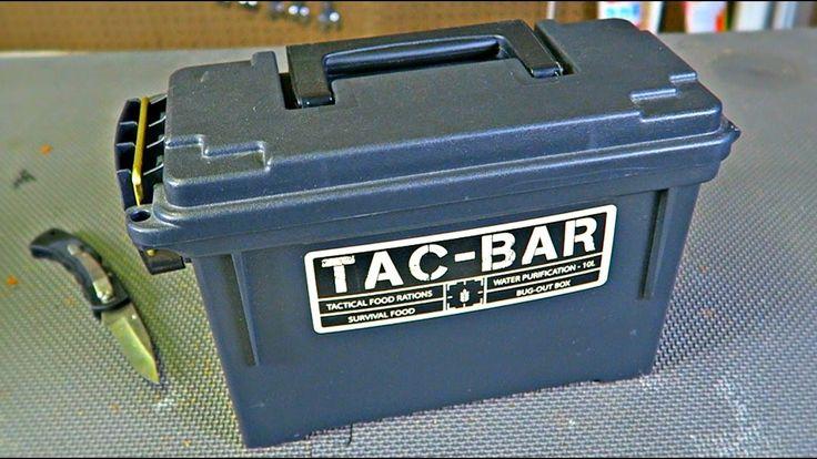 TAC BAR Taste Test