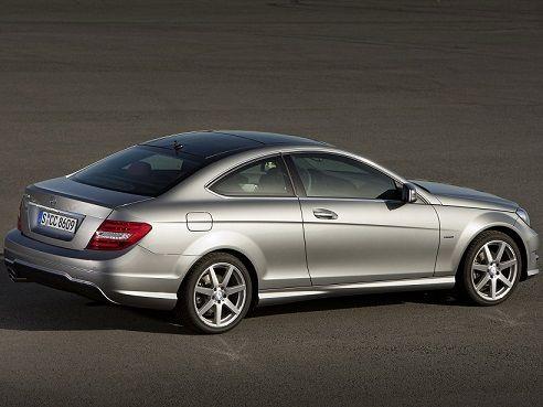 :Mercedes-Benz C 250 Coupe...hello Lover: