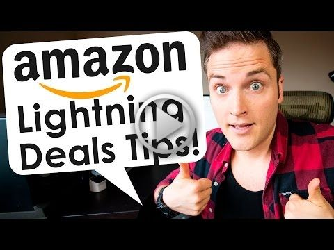 Amazon Lightning Deals Tips for Black Friday and Cyber Monday Amazon.com is increasingly offering more deals including Black Friday deals, especially for Prime members. Watch this video to find out how to get an Amazon Lightning Deal on Black Friday and Cyber Monday.