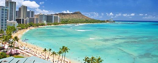 Hawaii how I can't wait to be there next year