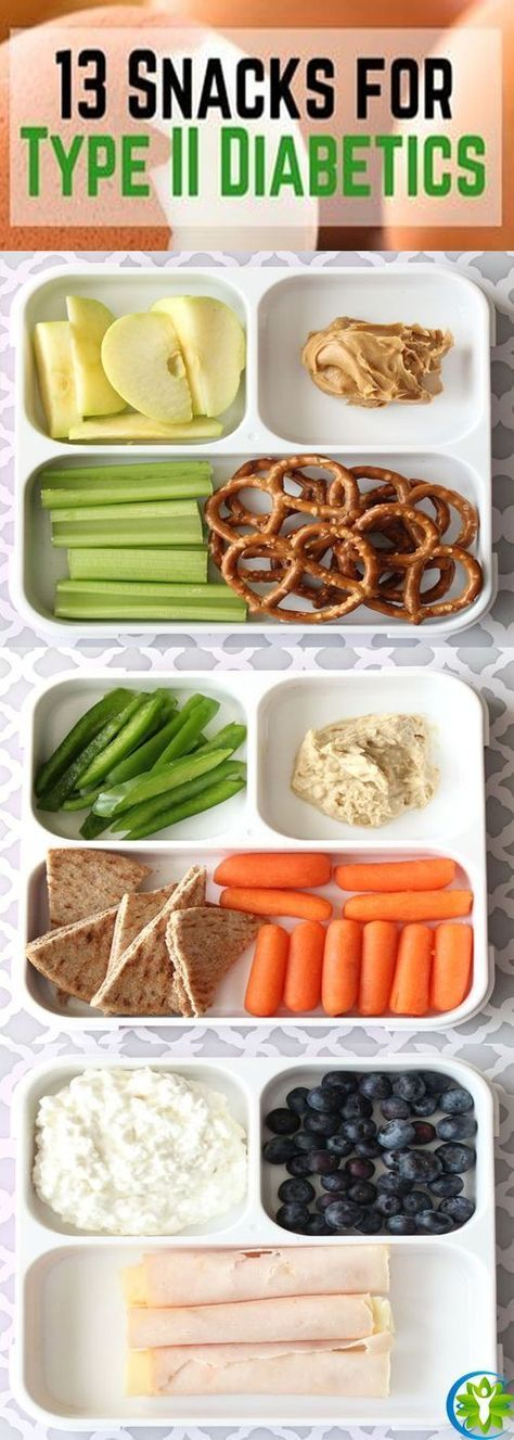 You Suffer from Type 2 Diabetes? Take a Look at the 13 Snacks That You Should Ea...