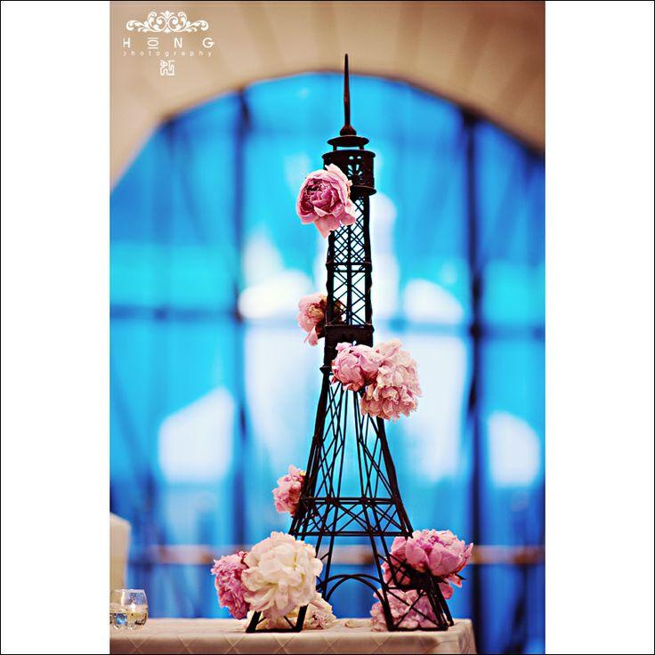 Tana & Toby's Parisian Wedding at Hycroft Manor Vancouver » Hong Photography Studio