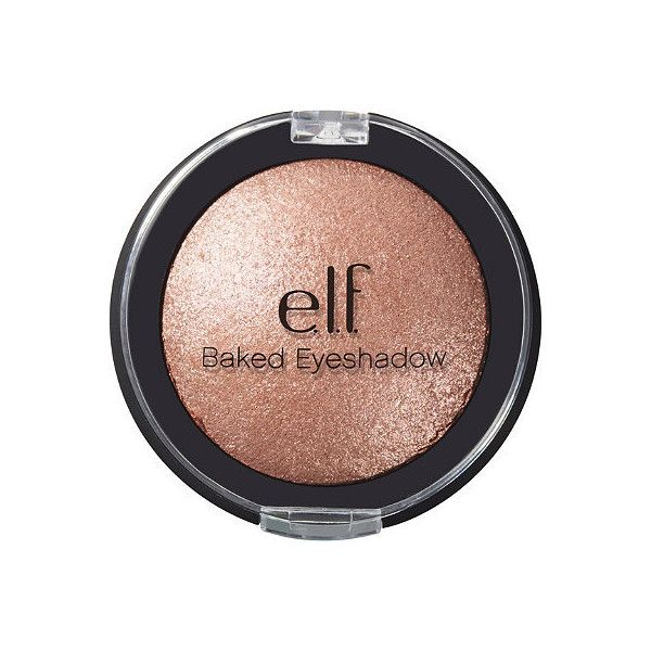 e.l.f. Cosmetics Online Only Baked Eyeshadow ($50) ❤ liked on Polyvore featuring beauty products, makeup, eye makeup and eyeshadow