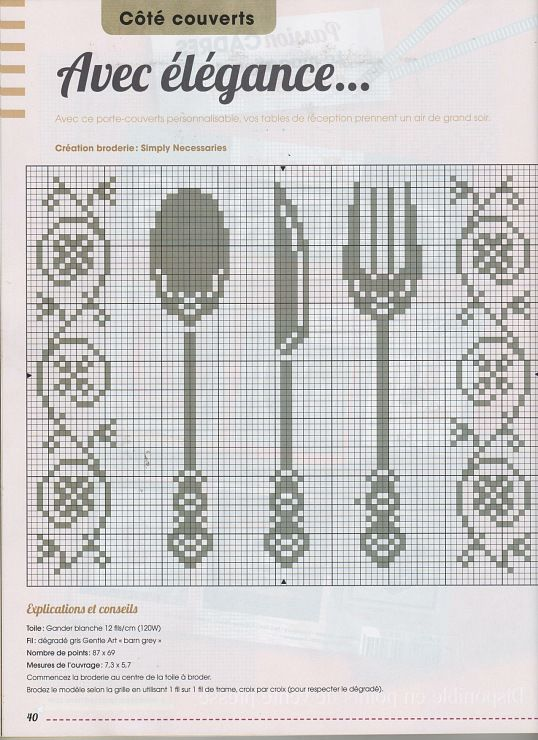 Häkelmotiv - Crochet motif