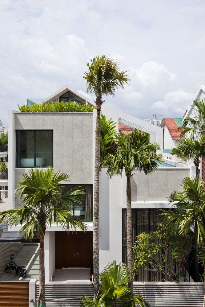 NQ House / Nha Dan Architect