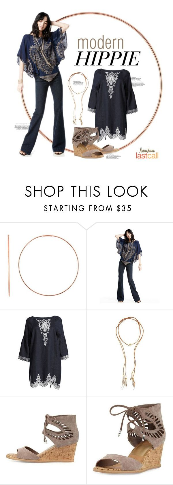 """""""Modern Hippie"""" by lastcall ❤ liked on Polyvore featuring Ginette NY, Raga, Neiman Marcus, NAKAMOL, Dolce Vita, Lydell NYC and modern"""