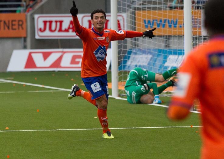 Goalgetter Barrantes AaFK