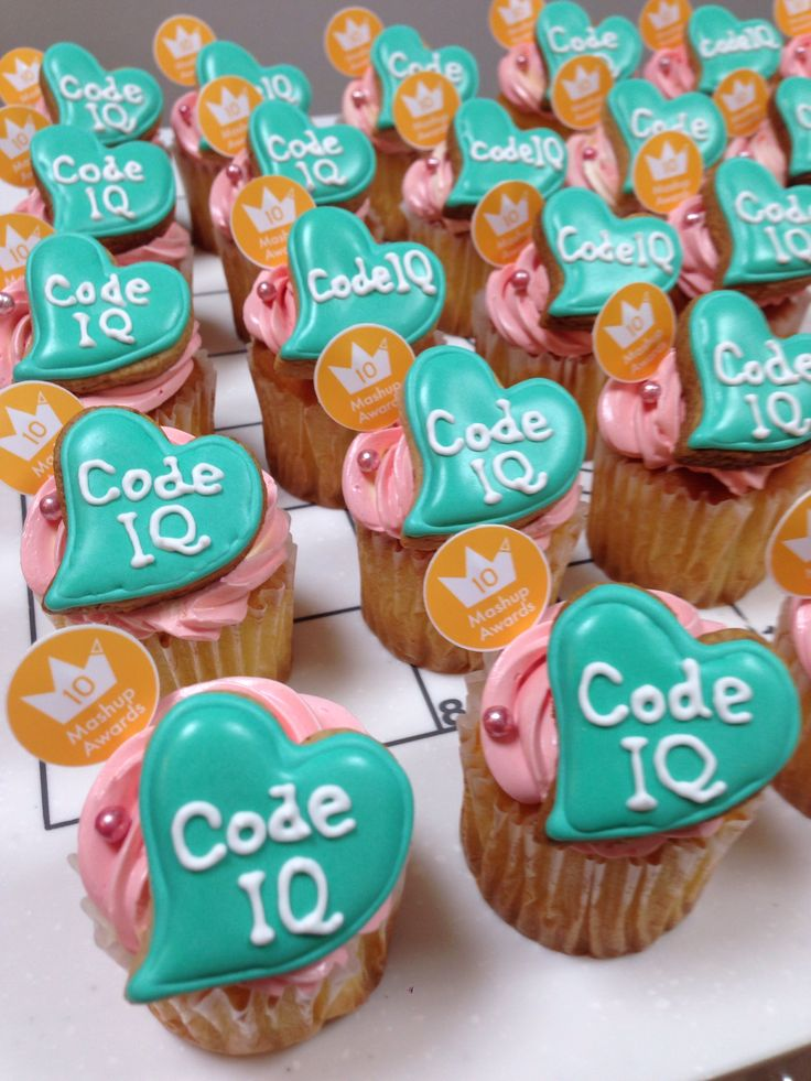 CodeIQ カップケーキ