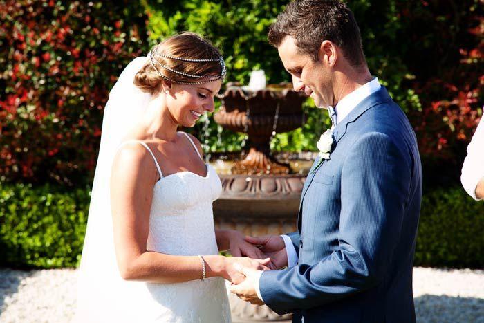The Perfect Garden Wedding at Bells at Killcare - Modern Wedding