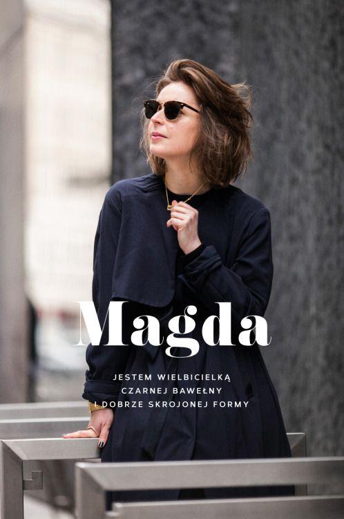 Ciekawość świata i pociąg do nietuzinkowych wyzwań sprawiły, że Magda Klimek-Liss ponad rok temu rozpoczęła współpracę z HUSH Warsaw! Bardzo pomocna hush-dłoń, która szyje prawo na naszą miarę. Wytrawny łowca mody na HUSH, zawsze znajdzie coś niezwykłego. oprawa graficzna: MAGDA PILACZYŃSKA http://magdapilka.com photo: SZYMON BRZÓSKAhttp://stylestalker.net