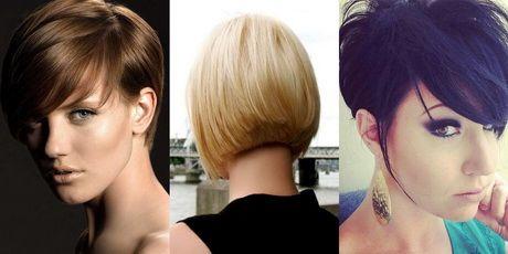 Tagli corti capelli sottili
