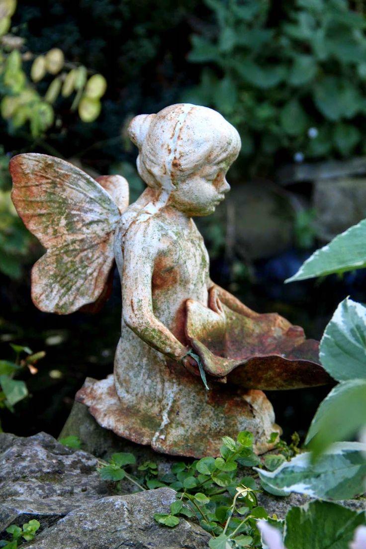 1000 id es sur le th me statues de jardin sur pinterest - Statue de jardin belgique ...