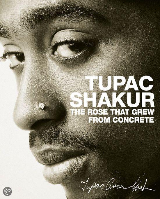 bol.com | The Rose That Grew From Concrete, Tupac Shakur | Boeken