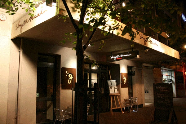 St Germain (French Restaurant) in Christchurch (currently in Papanui Rd), New Zealand