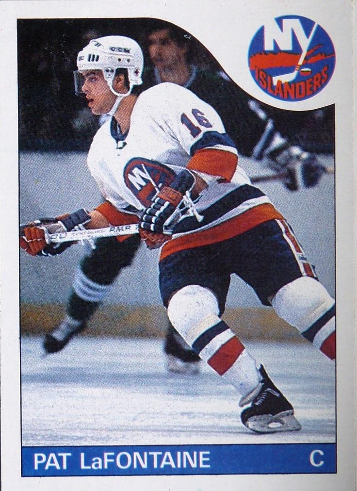 Pat Lafontaine Olympics